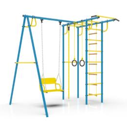 УДСК-6.3 Rokids Тарзан Мини 3 (синий) для детей и взрослых в квартиру