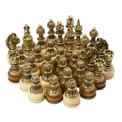Шахматные фигуры Королевские малые 802