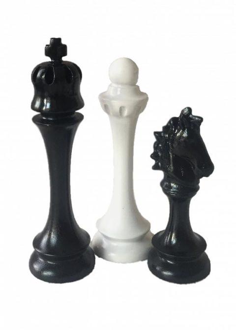 """Шахматные фигуры """"Капабланка-2"""""""