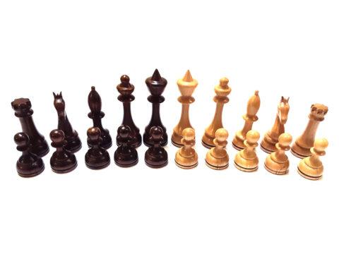 """Шахматные фигуры """"Стейниц"""" средние"""