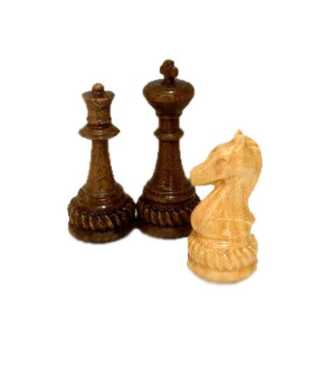 """Шахматные фигуры """"Фишер-1"""""""