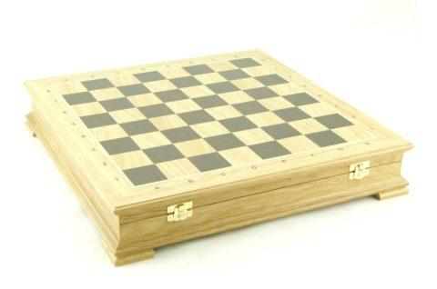 Шахматный ларец Стаунтон Дуб
