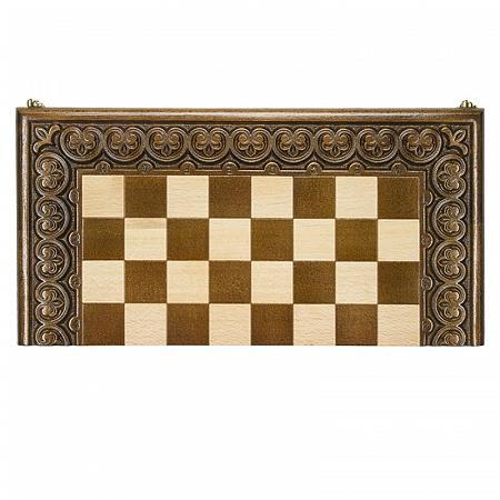 Шахматы резные Королевские 50