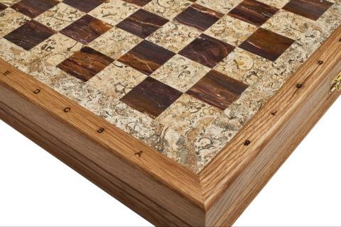 Шахматы стандартные каменные 43х43 см (3
