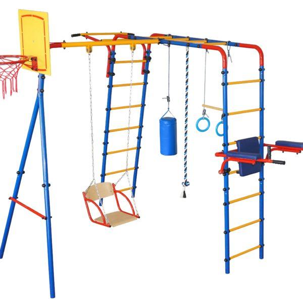 Спортивно игровые комплексы для детей на дачу
