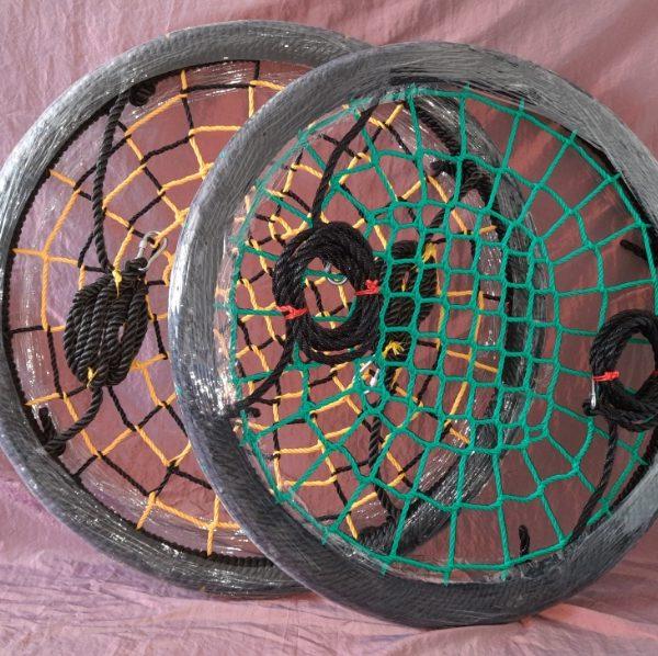Круглые качели гнездо для детей и взрослых размер качелей 100 см